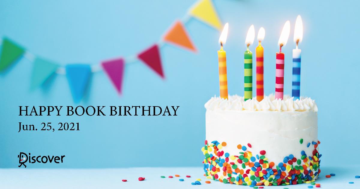 【6月25日 zoomで開催】新刊の発売を著者と祝おう!読者・著者・出版社がつながる「ディスカヴァー・ブックバースデー」